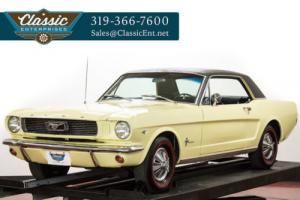 1966 Ford Mustang 4 Speed Manual 4 Barrel