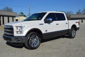2015 Ford F-150 King Ranch SuperCrew FX4
