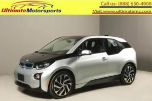 2014 BMW i3 2014 TERA WORLD 100% ELECTRIC NAV LEATHER WARRANTY