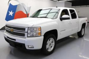 2012 Chevrolet Silverado 1500 SILVERADO LTZ CREW Z71 LEATHER BEDLINER Photo