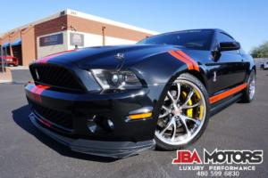 2011 Ford Mustang 2011 11 Mustang GT500 SHELBY PERFORMANCE
