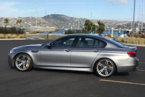 2014 BMW M5 4dr Sedan Photo
