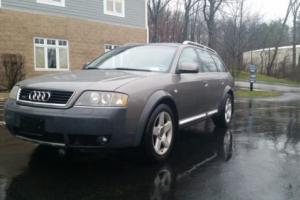 2004 Audi Allroad Photo