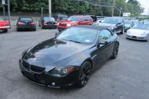 2004 BMW 6-Series 645CI