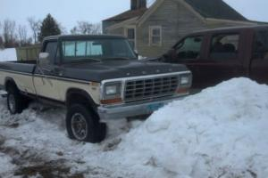 1979 Ford F-350 Lariat Photo