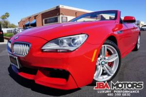 2013 BMW 6-Series 2013 650 M Sport Convertible 6 Series 650 AWD