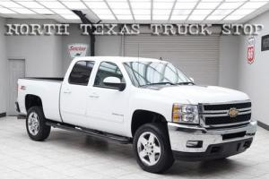 2011 Chevrolet Silverado 2500 Duramax 6.6L LTZ Z71 20s Heated Leather