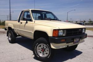 1986 Toyota SR5 Pickup Ext. Cab 4x4 SR5 Photo