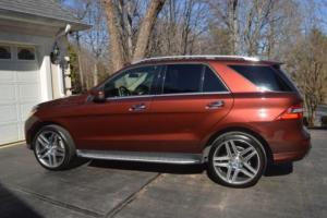2014 Mercedes-Benz M-Class AWD ML 550 4 MATIC 4dr SUV Photo