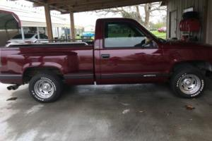 1993 Chevrolet C/K Pickup 1500 Photo