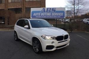 2014 BMW X5 M-SPORT PACKAGE