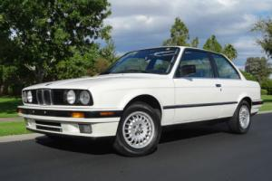 1989 BMW 3-Series Photo