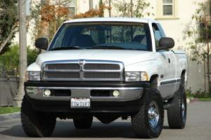 1999 Dodge Ram 2500 RAM 2500 TURBO DIESEL CUMMINS