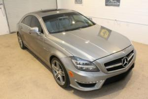 2012 Mercedes-Benz CLS-Class 4dr Sdn CLS63 AMG Photo