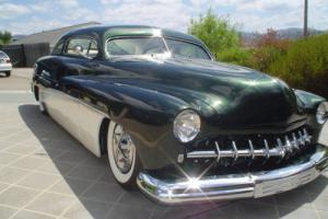 1951 Mercury coupe  custom