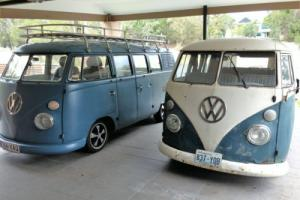 VW Kombi 1966,split window, beetle swing axle, drop spindles,1600 TP engine