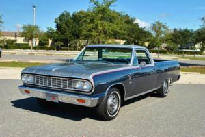 1964 Chevrolet El Camino Built & Upgraded 327 V8 4-Speed California Car!