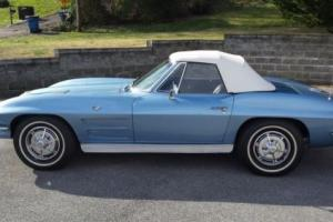 1963 Chevrolet Corvette Photo