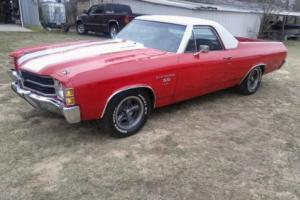 1972 Chevrolet El Camino SS 454 for Sale