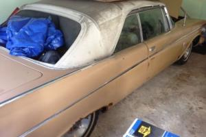 1963 Chrysler Imperial for Sale