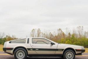 1981 DeLorean DeLorean DMC-12 DeLorean DMC-12