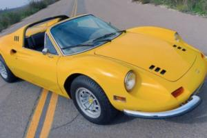 1973 Ferrari Dino 246 GTS for Sale