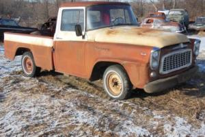 1959 International Harvester SHORT BED PICKUP