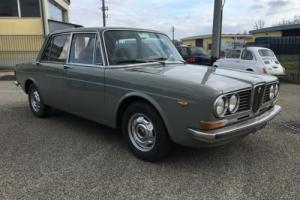 1971 Lancia 2000 Sedan Boxer ready to go, fully serviced