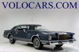 1979 Lincoln Continental Mark V --