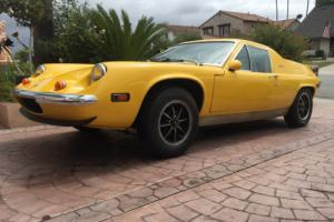 1974 Lotus Europa for Sale