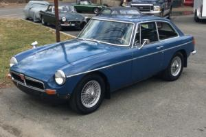 1970 MG MGB GT Photo