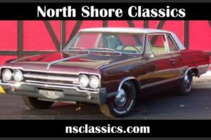 1965 Oldsmobile 442 -RARE FIND-UNMOLESTED-POST CAR-VERY SOLID- SEE VID