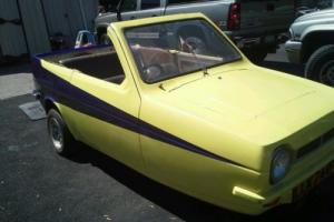 1976 Reliant Robin Roadster