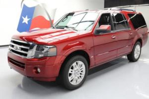 2013 Ford Expedition LTD EL 4X4 8-PASS SUNROOF NAV