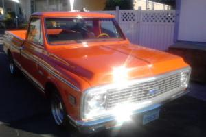 1971 Chevrolet Other Pickups Nothing Sub Here