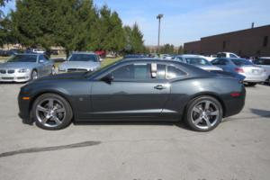 2012 Chevrolet Camaro 2dr Coupe 2SS