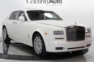 2013 Rolls-Royce Phantom Rear Curtains Photo