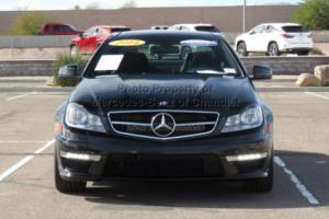 2014 Mercedes-Benz C-Class 2dr Coupe C63 AMG RWD Photo