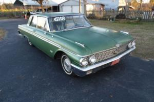 1962 Ford Galaxie 2 door club victoria for Sale