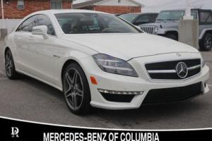2012 Mercedes-Benz CLS-Class 4dr Coupe CLS63 AMG RWD