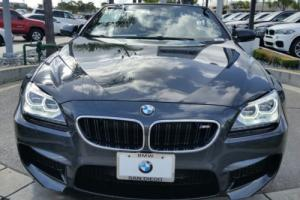 2014 BMW M6 2dr Convertible