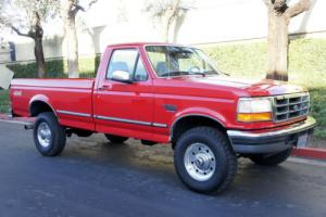 1996 Ford F-250 DIESEL 4X4 Photo