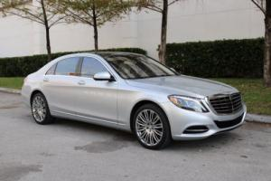 2015 Mercedes-Benz S-Class 4dr Sedan S550 RWD