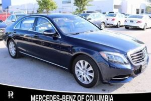 2014 Mercedes-Benz S-Class 4dr Sedan S550 RWD Photo