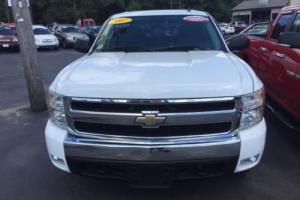 2007 Chevrolet Silverado 1500 Work Truck Crew Cab 4WD Photo
