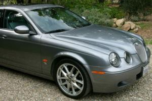 2007 Jaguar S-Type 4dr Sdn R Photo