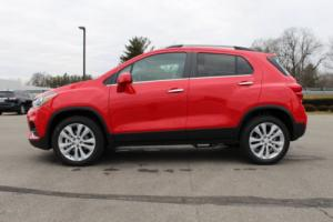 2017 Chevrolet Trax AWD 4dr Premier Photo