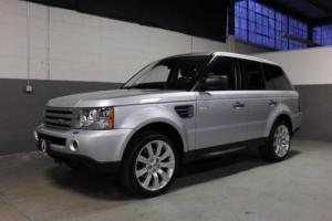 2009 Land Rover Range Rover Sport HSE Photo