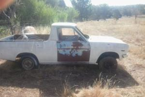 Datsun 1200 Ute Project Body