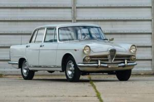 1960 Alfa Romeo Other 2000 Berline